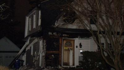 Vacant house fire under investigation in West Hartford