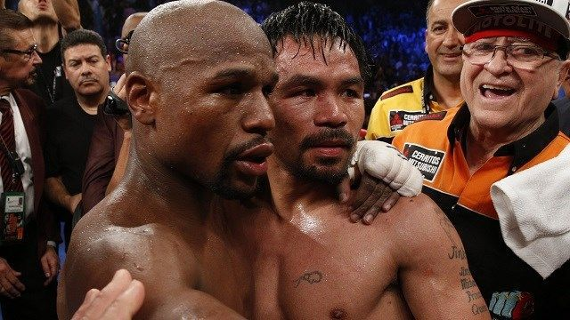 Mayweather says he will fight Pacquiao again this year