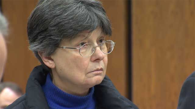 Wife of slain UConn professor scheduled to enter plea today
