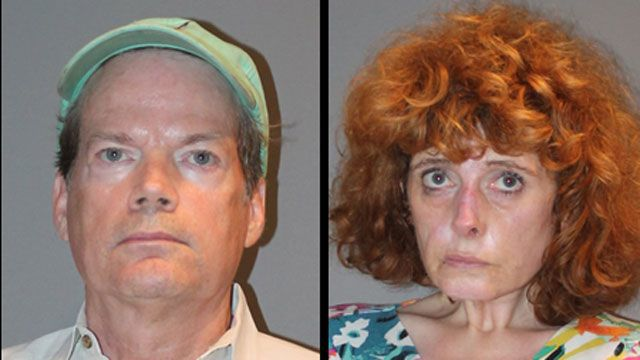 PD: CT couple arrested after 2-year-old found wandering by jogger