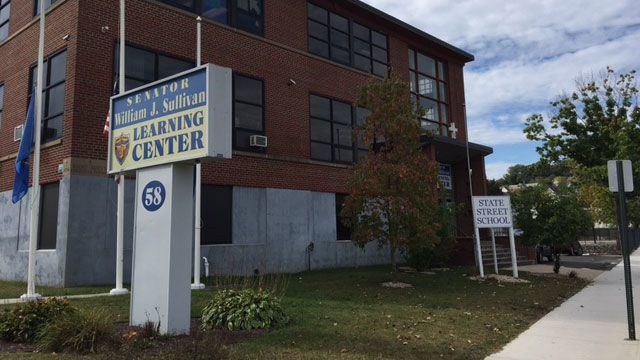 Student accused of attacking 2 school employees in Waterbury
