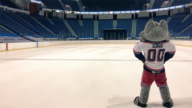 Fans gear up for new season with the Wolf Pack