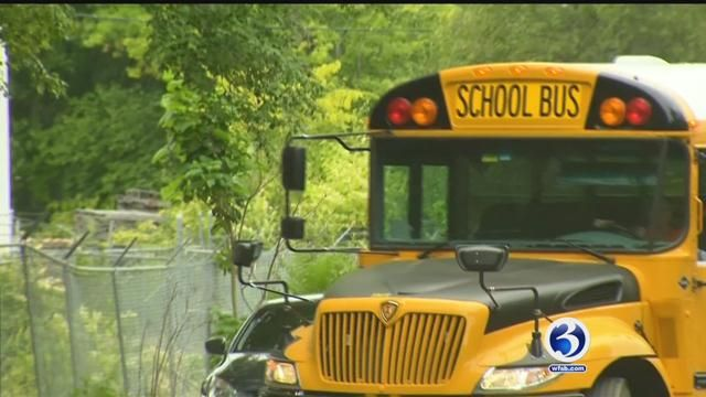 Parents say students aren't getting picked up by bus in Waterbury