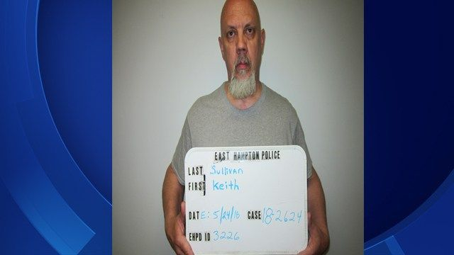 East Hampton man arrested for sexually assaulting a juvenile