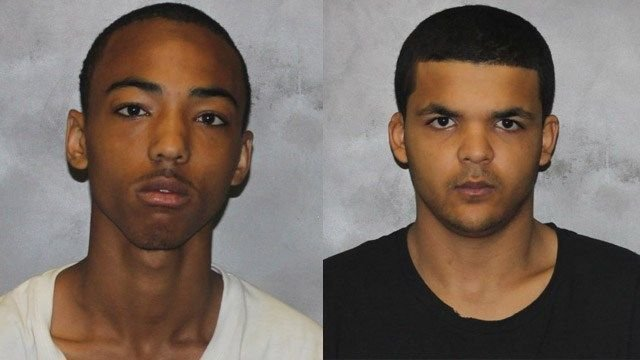 Three nabbed in West Haven drive-by robbery