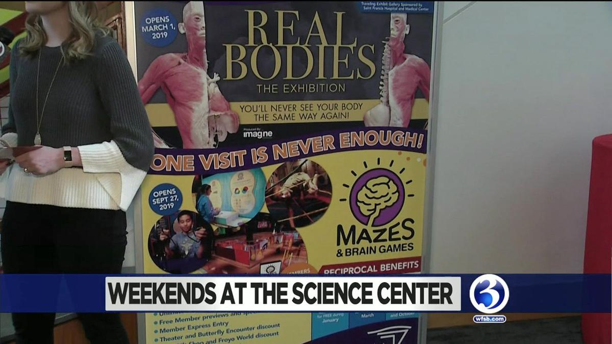 WEEKENDS AT THE SCIENCE CENTER: Black Friday deals