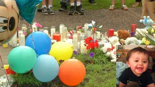 Hundreds gather to remember Middletown baby found dead in river
