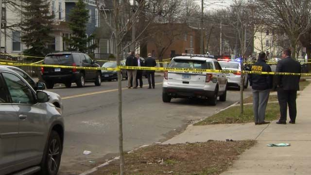 Man taken to hospital after being shot in the buttocks