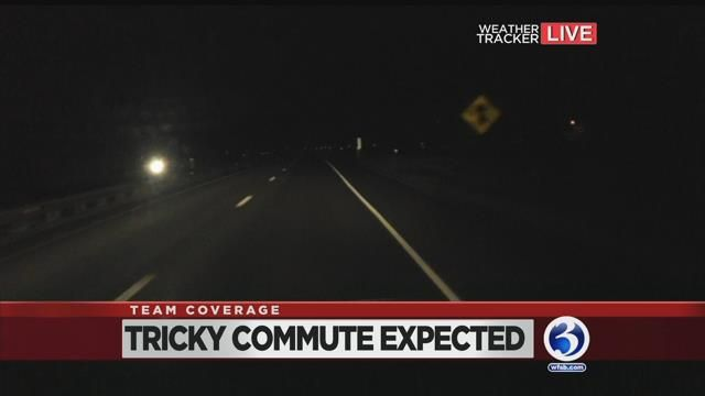 Early Warning Weather tracker keeps an eye on the roads