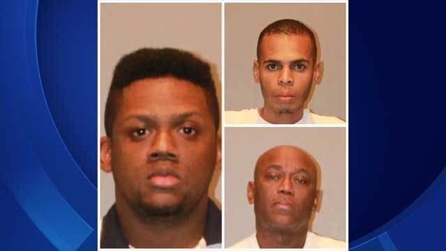 3 charged in cell phone fraud ring