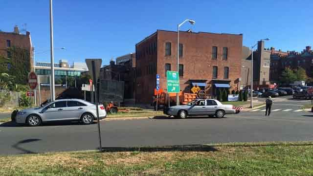 I-91 ramp in Hartford reopens after bike hit by car