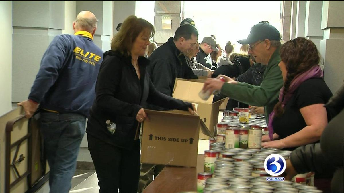 VIDEO: Gift of Gobble benefits families in need