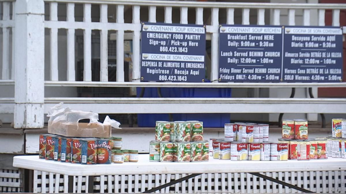 Food Pantries In Desperate Need Of Donations During Unprecedented Times News Wfsb Com