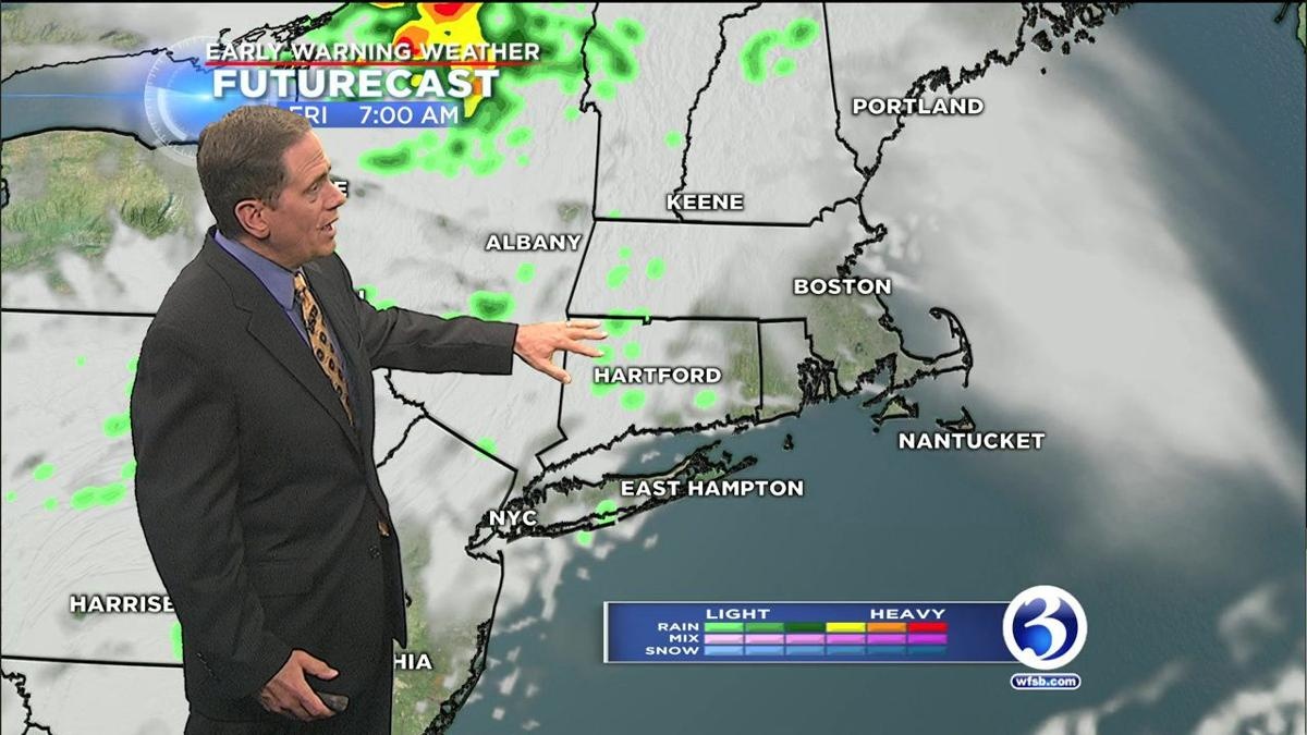 FORECAST: Not done with warm weather yet