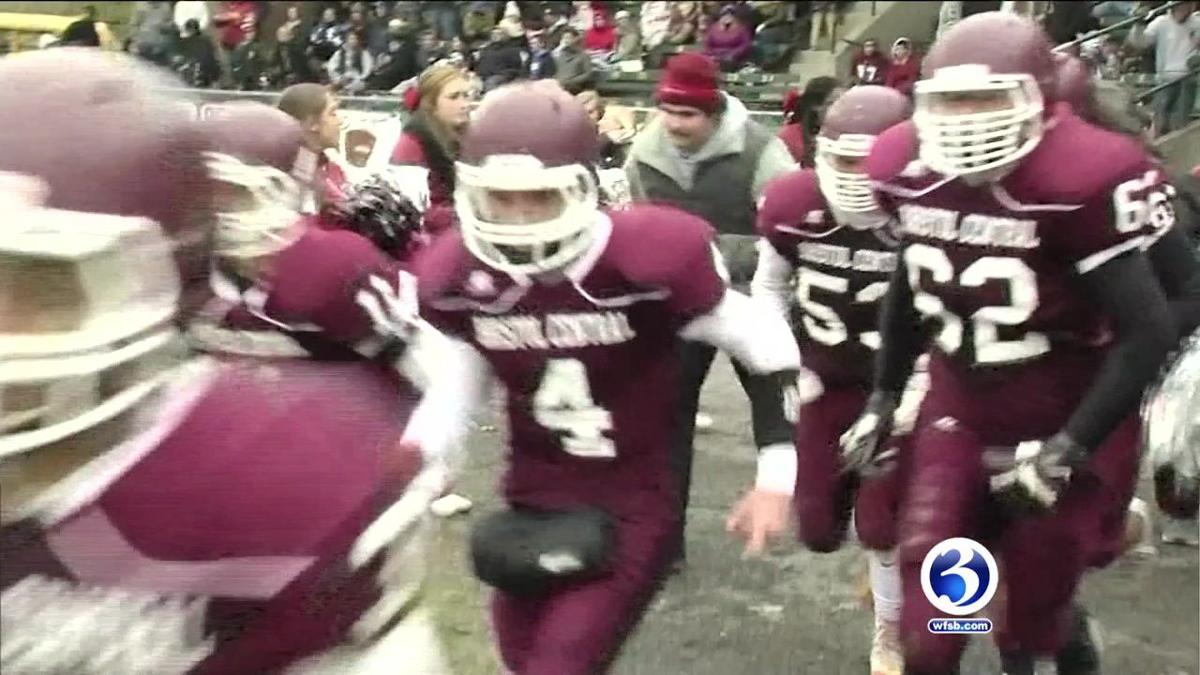 VIDEO: High school football games rescheduled due to cold Thanksgiving forecast