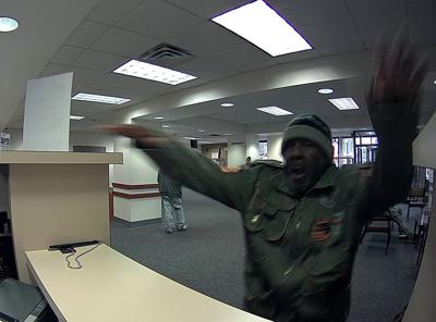 New Haven bank robbery