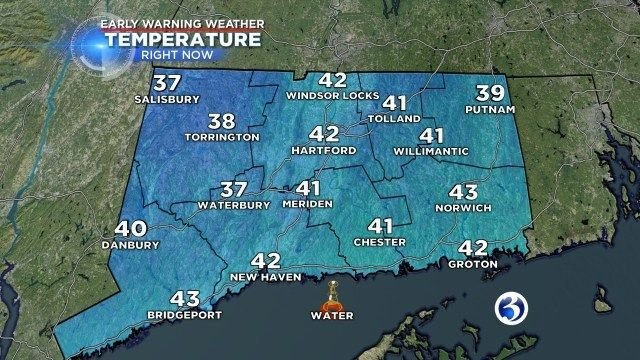 Chilly start for holiday weekend; Nice weather expected for Thanksgiving, Black Friday