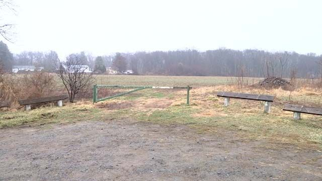Human remains found buried in a field in Bloomfield