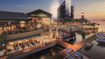 MGM: Potential Bridgeport casino isn't out of the question