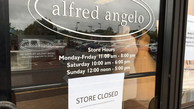 Bridal chain including CT location shuts down abruptly