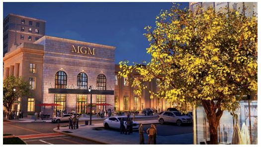 MGM to open Springfield casino in August