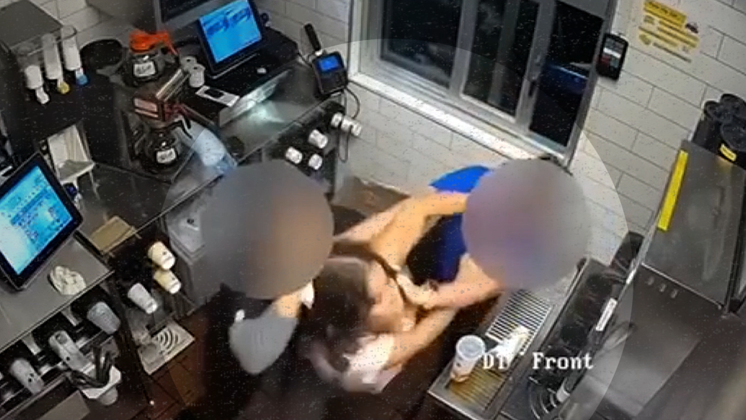 Fight breaks out at McDonald's over ketchup
