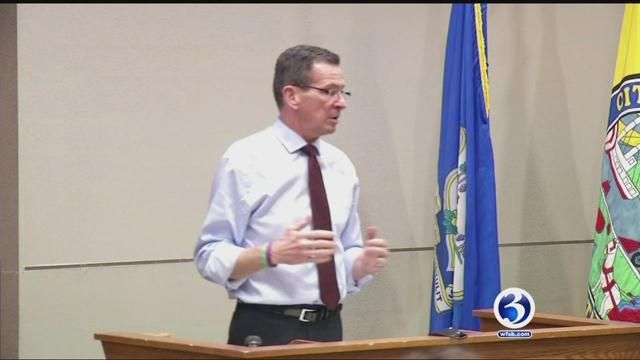 Malloy releases Thanksgiving message for CT residents