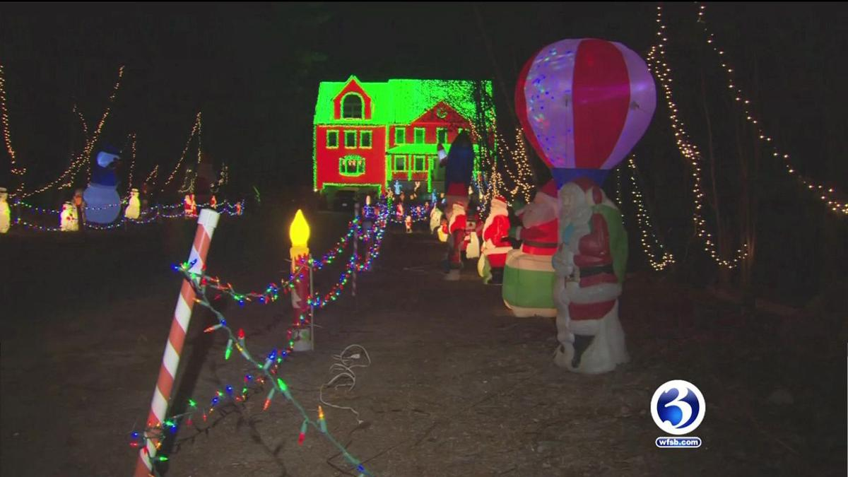 TRENDING NOW: Santa visit, Red Sox trophy surprise, an inside deer, dazzling lights