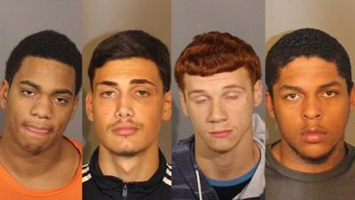 4 charged in Danbury shooting, robbery that sent 2 schools