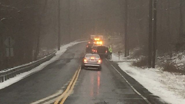 Woman killed in Monday morning crash in Southbury
