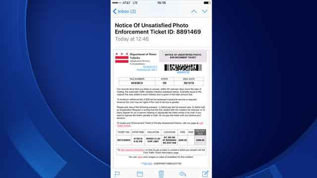 CT State Police warn residents about traffic ticket scam