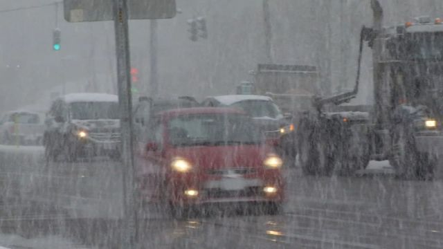 Spring put on pause for April snow storm