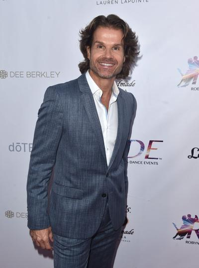 Louis van Amstel says son bullied by teacher for having two dads