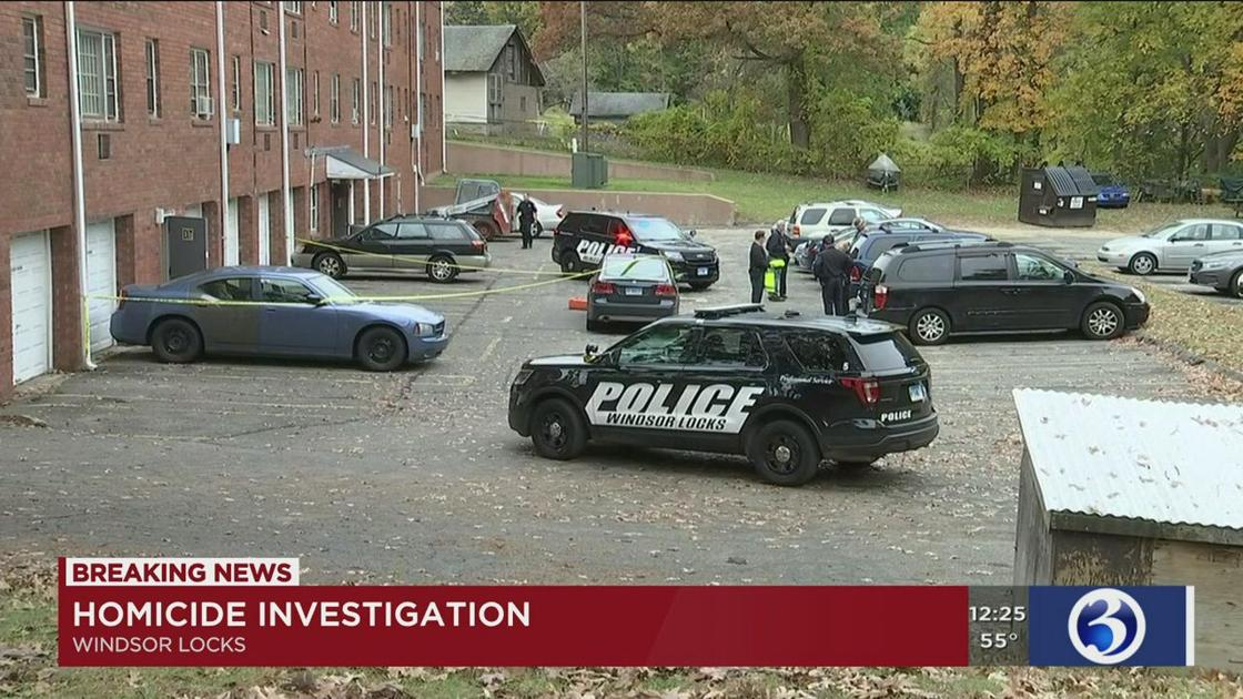 Suspect wanted in Windsor Locks deadly shooting found in Hartford