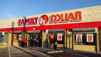 Shoppers react to closing of nearly 400 Family Dollar stores