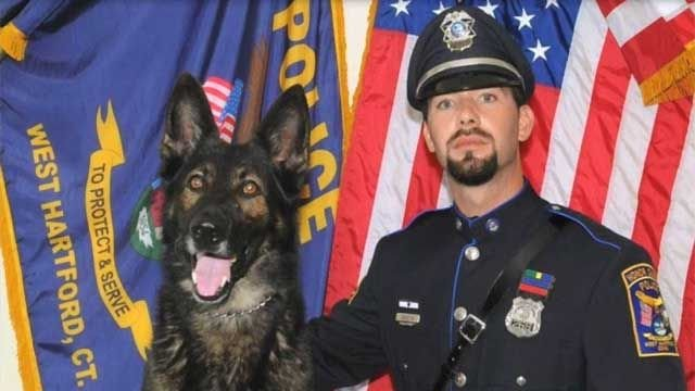 West Hartford police mourn loss of K9