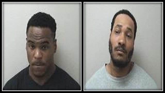PD: 2 men arrested after 160 bags of heroin found in car