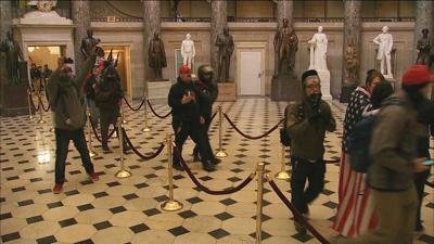 Questions swirl around possible 'insider' help for Capitol attack