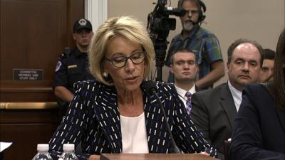 19 AGs including CT sue DeVos for delaying for-profit college rules