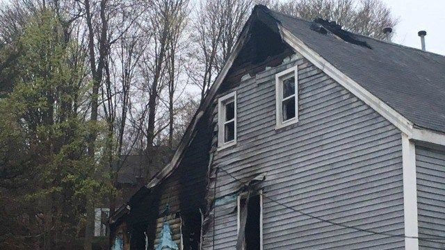 1 hurt, 5 forced out in overnight house in fire in Seymour