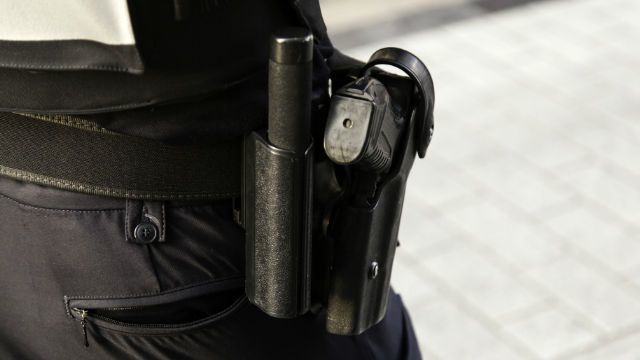 Milwaukee officer fired for conducting firearm training while drunk