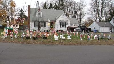 New Britain Holiday Decorations