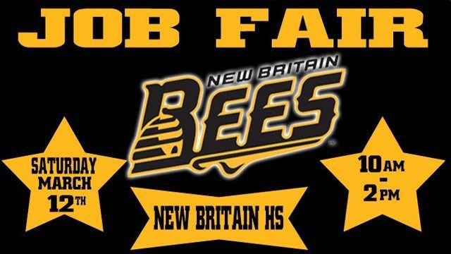 New Britain Bees to hold job fair to fill staff for 2016 season