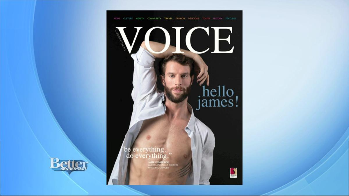 "Check Out the New Magazine: ""Connecticut Voice"""