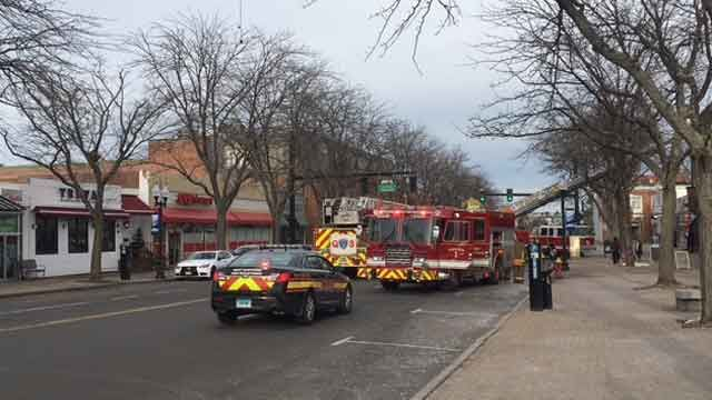 Farmington Avenue in West Hartford reopens after fire