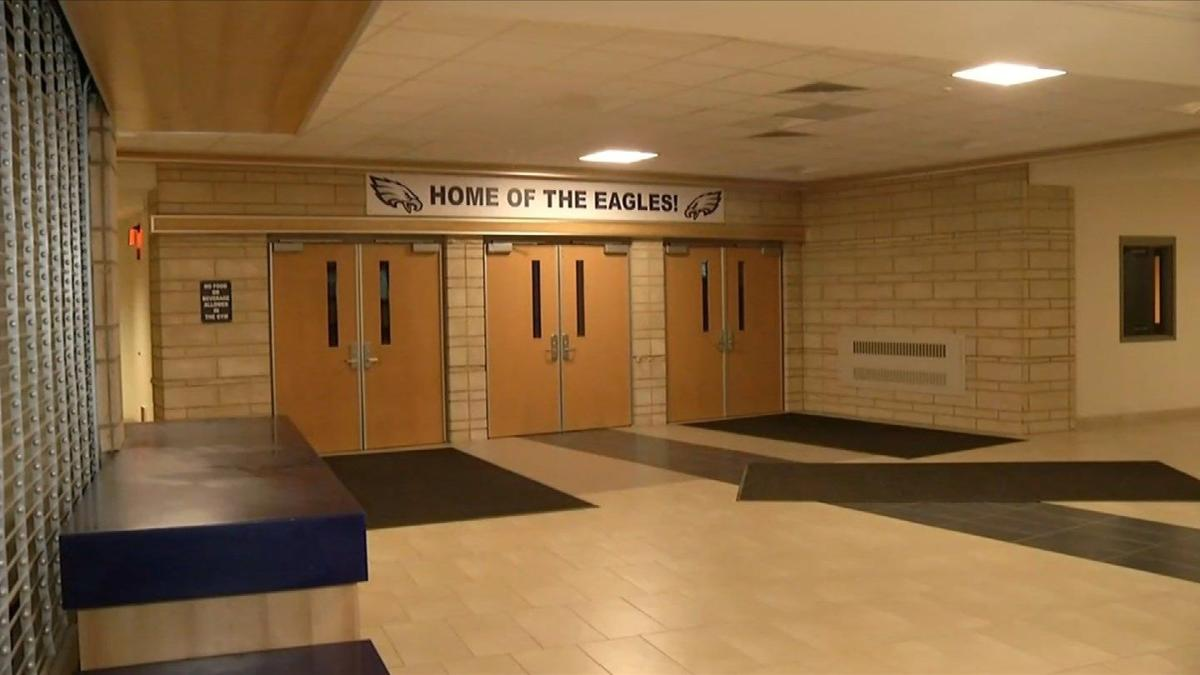 Construction work not quite finished as year begins at Wethersfield High