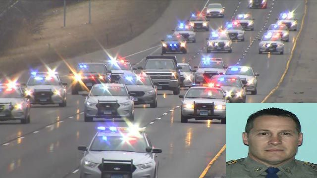 Funeral arrangements for state trooper killed in crash announced
