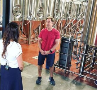 Almost Famous Brewing is getting close to opening