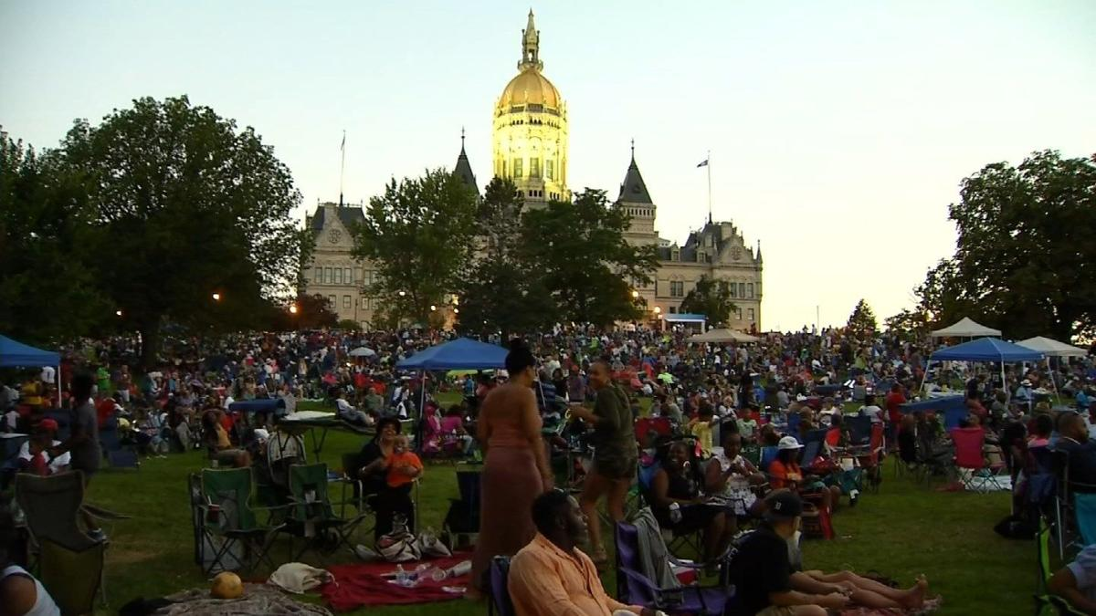 Hartford Jazz Festival brings out the crowds in the Capital City