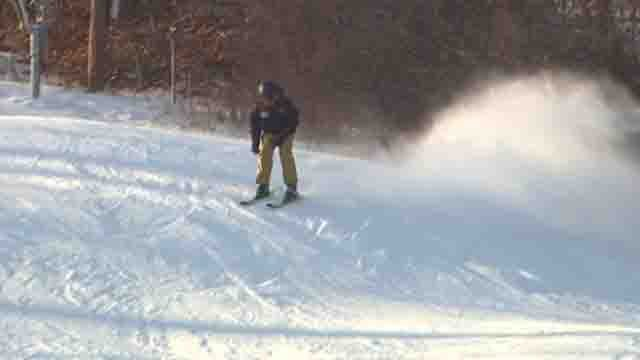 Frigid temps arrive just in time for outdoor winter sports